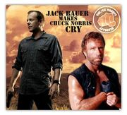 A pic of Jack Bauer beating up Chuck Norris fact joke awesome cool pic.jpg
