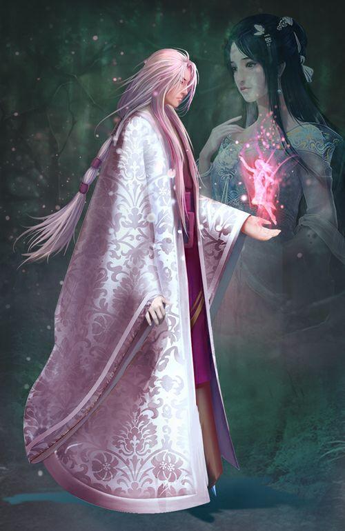 Wang Lin (Segundo Passo)