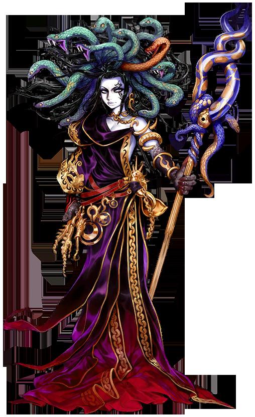 Medusa (Kid Icarus)