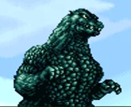 Godzilla (Super Godzilla)