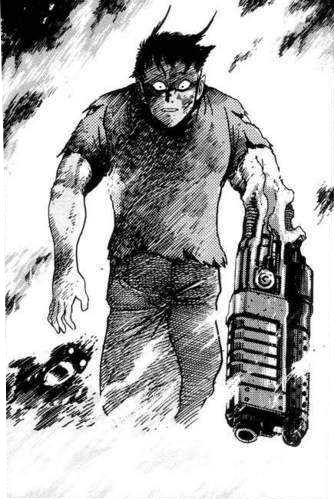 Agira (Neo Devilman)