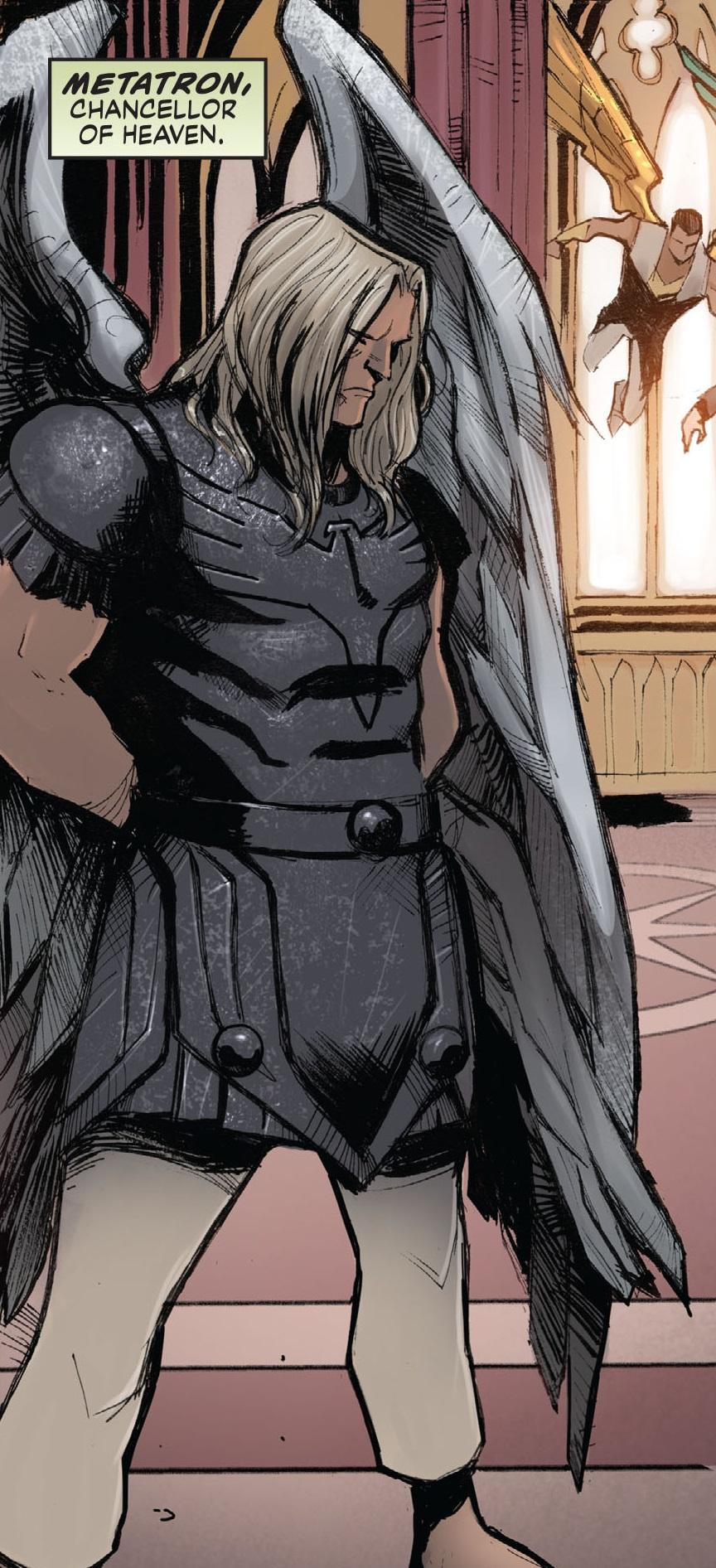 Metatron (DC Comics)