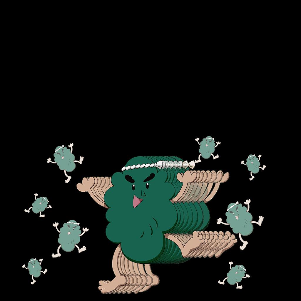Ambassador Seaweed
