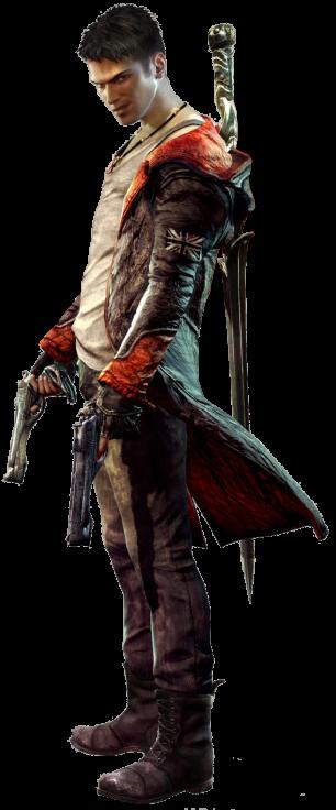 Dante (DmC: Devil May Cry)