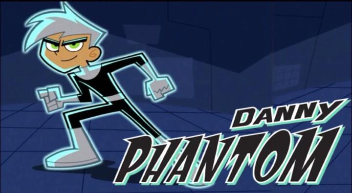 Danny Phantom (Verso)