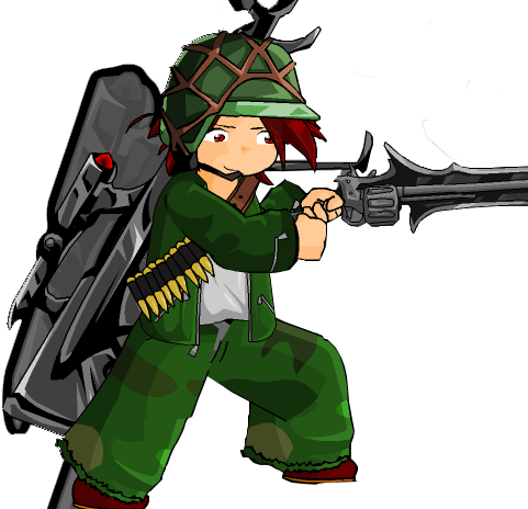 Lance (Epic Battle Fantasy)