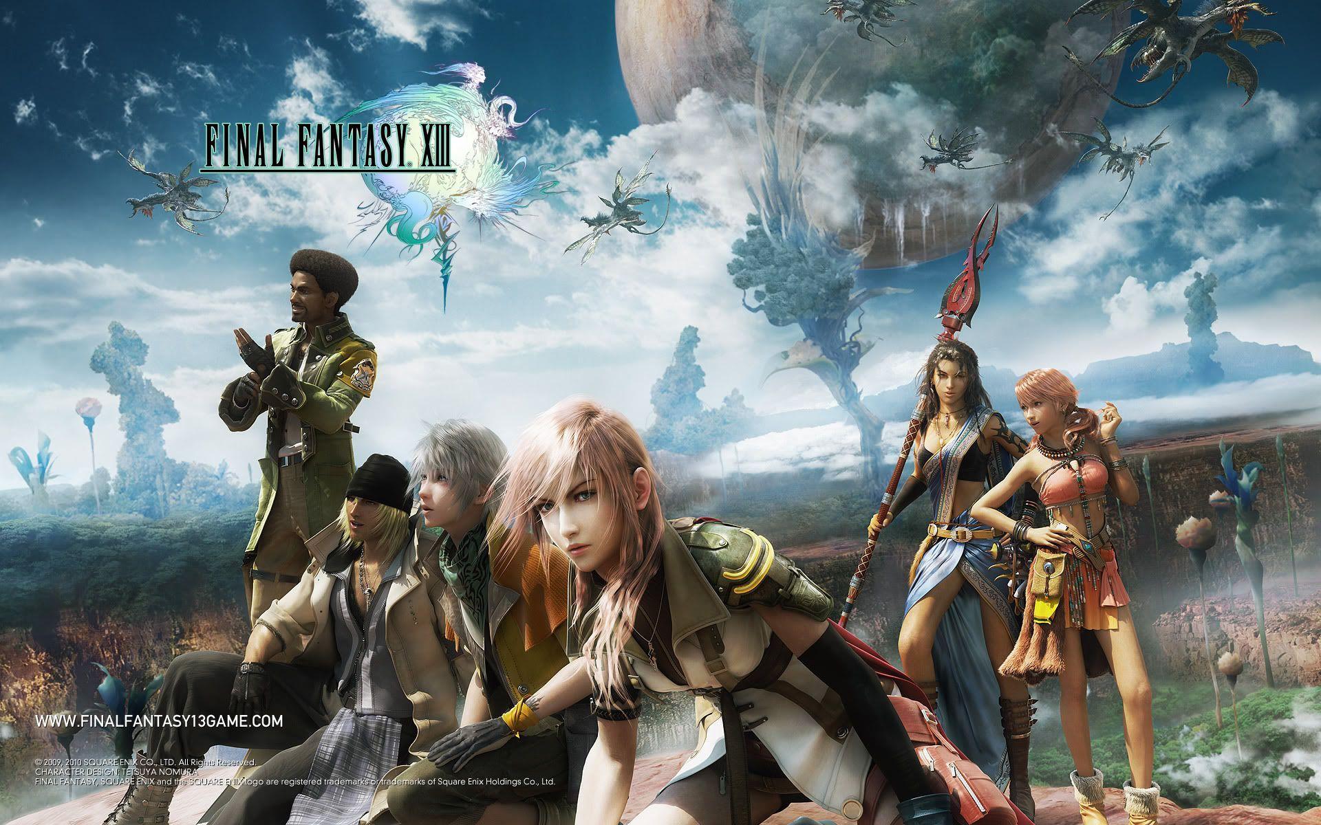 Final Fantasy (Fabula Nova Chrystallis)