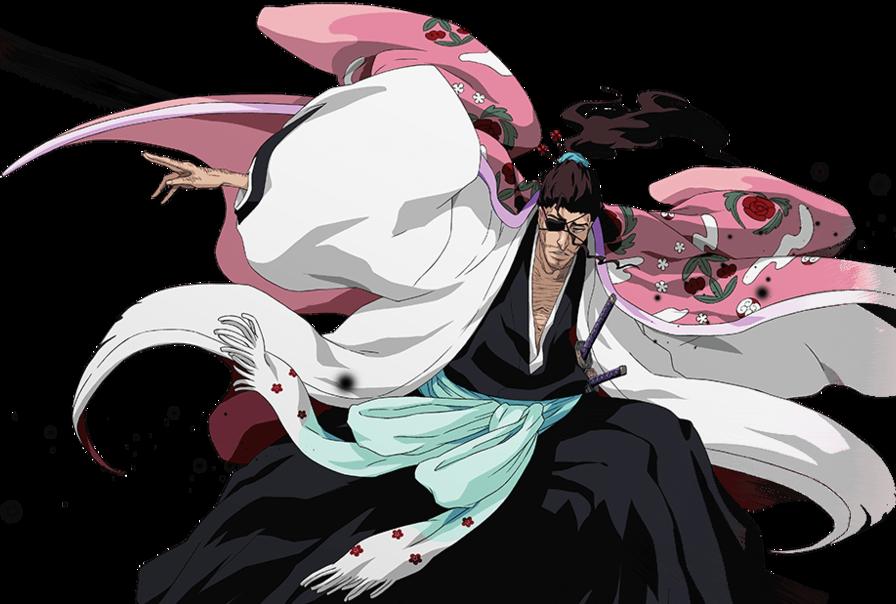 Shunsui Kyōraku