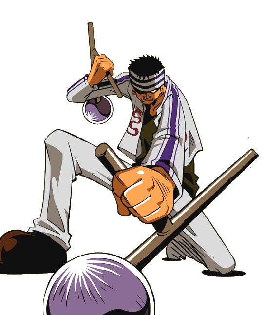 Gin (One Piece)