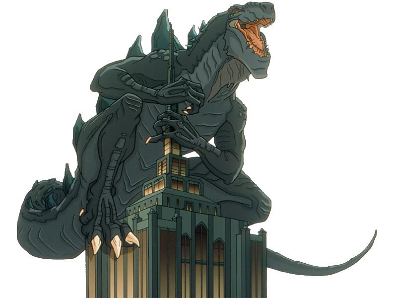 Godzilla (Godzilla: A Série)