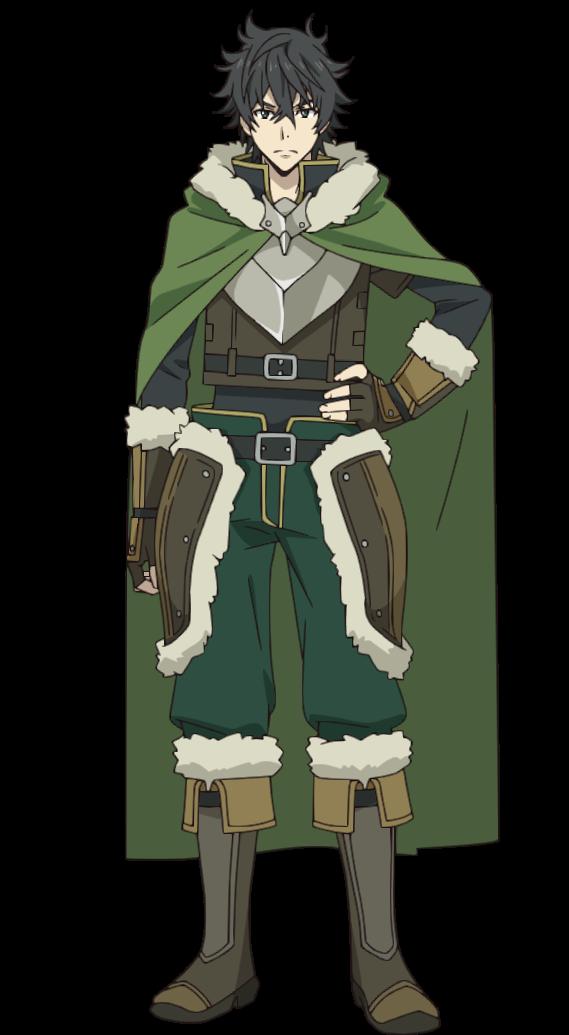 Naofumi Iwatani (Lightnovel)