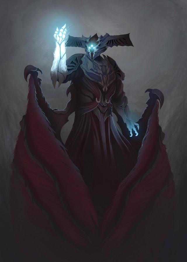 Oryx, o Rei dos Possuídos