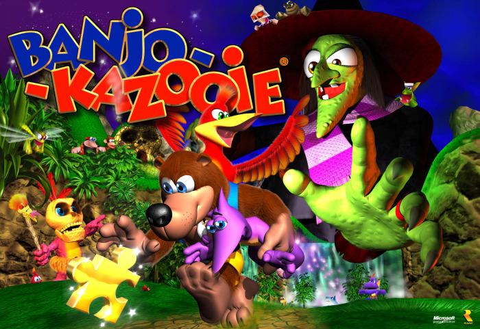 Banjo & Kazooie(Universo)