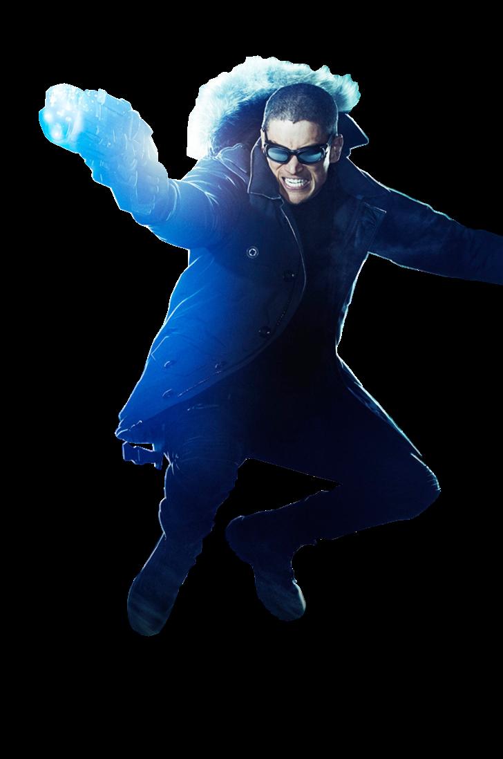 Capitão Frio (CW)