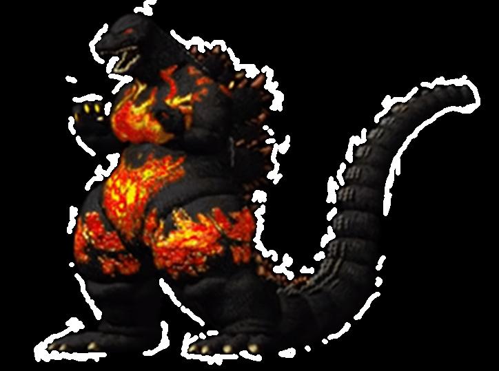 Godzilla (Godzilla: Trading Battle)