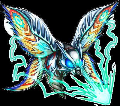 Mothra (Monster Strike)