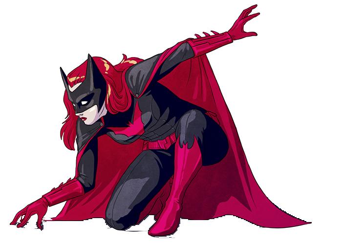 Batwoman (Pós-Flashpoint)