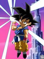Son Goku (Dragon Ball GT)