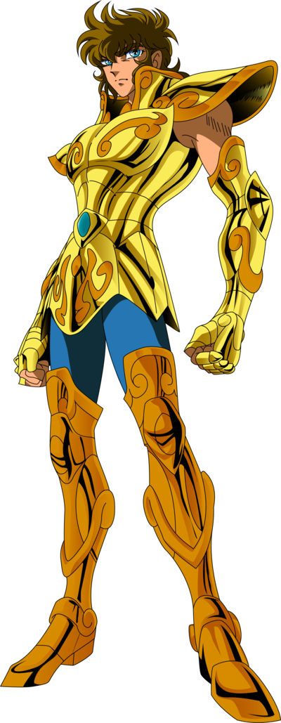 Aiolia de Leão (Alma de Ouro)