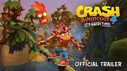 Trailer de anúncio do Crash Bandicoot™ 4 It's About Time BR-PT