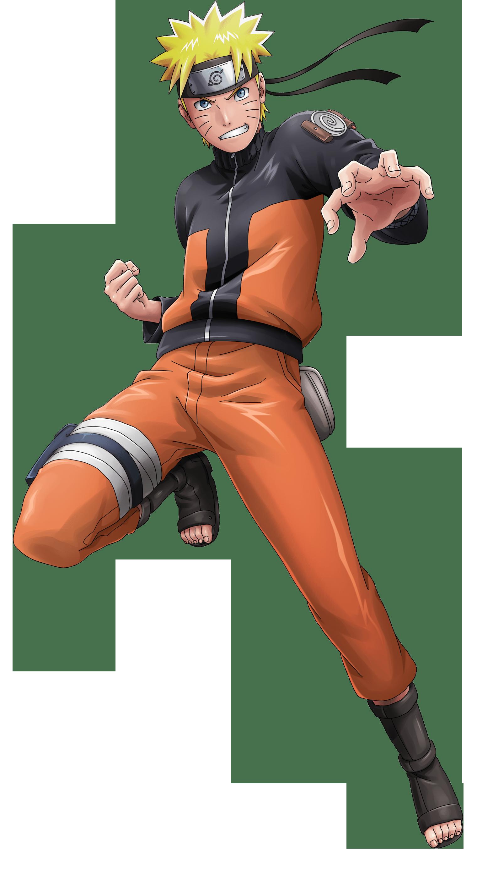 Naruto Uzumaki (Parte II)