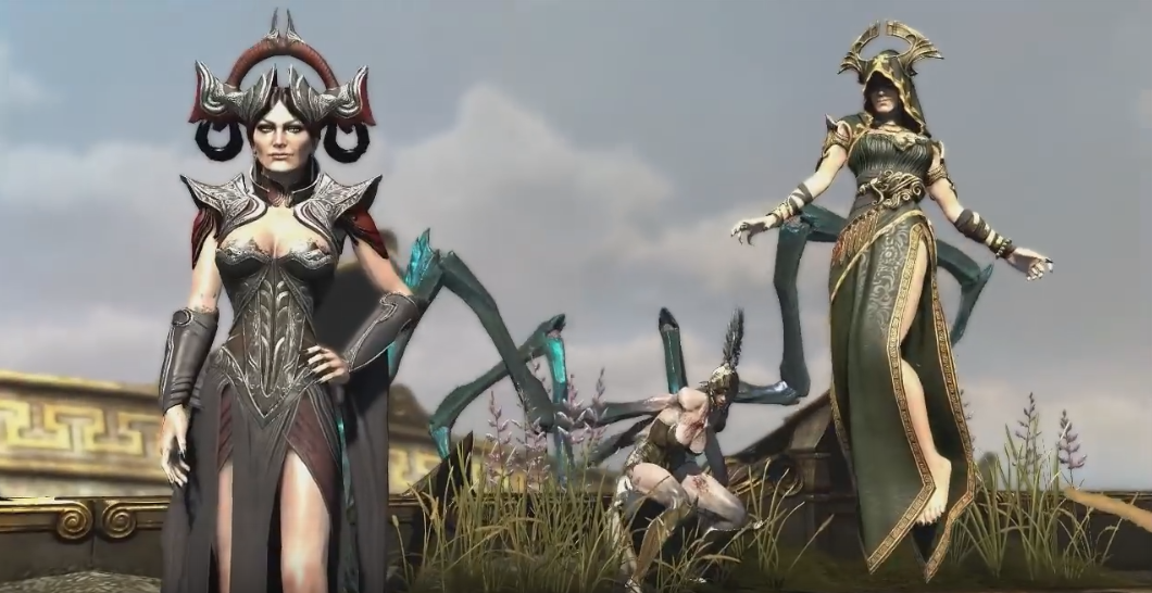 As Fúrias (God of War)