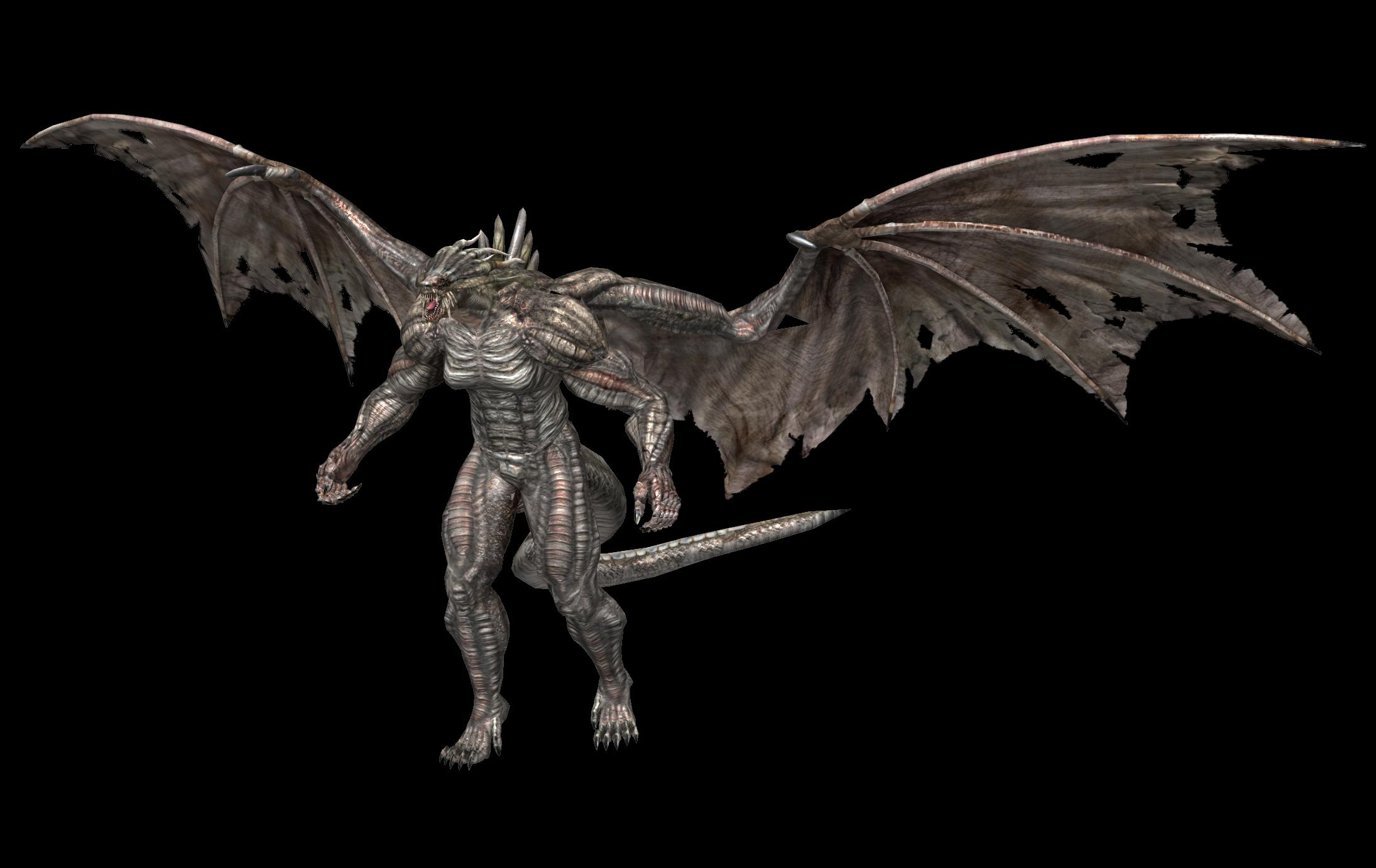 Deus Dragão (Demon's Souls)