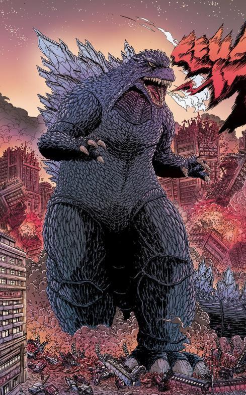 Godzilla (Godzilla: The Half-Century War)