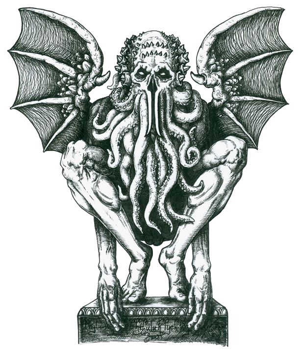 Cthulhu (Contos de H.P Lovecraft)