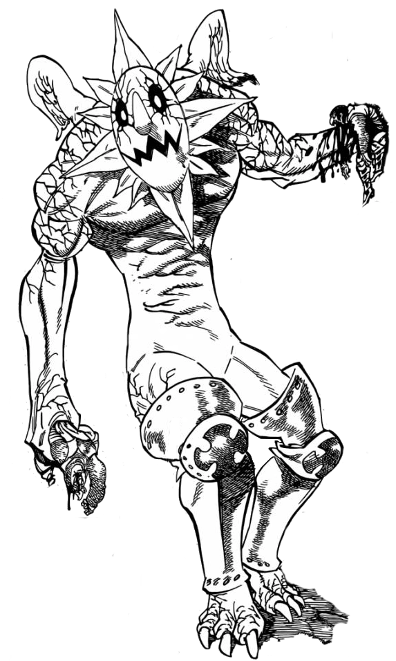 Demônio Cinza
