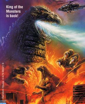 Godzilla (Livros de Marc Cerasini)