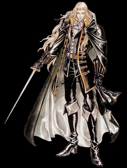 Alucard (Castlevania)