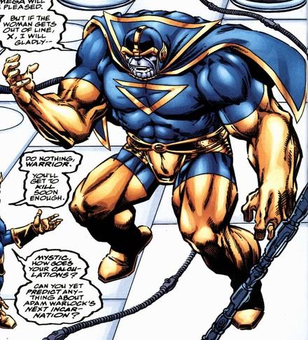 Guerreiro (Thanosi)