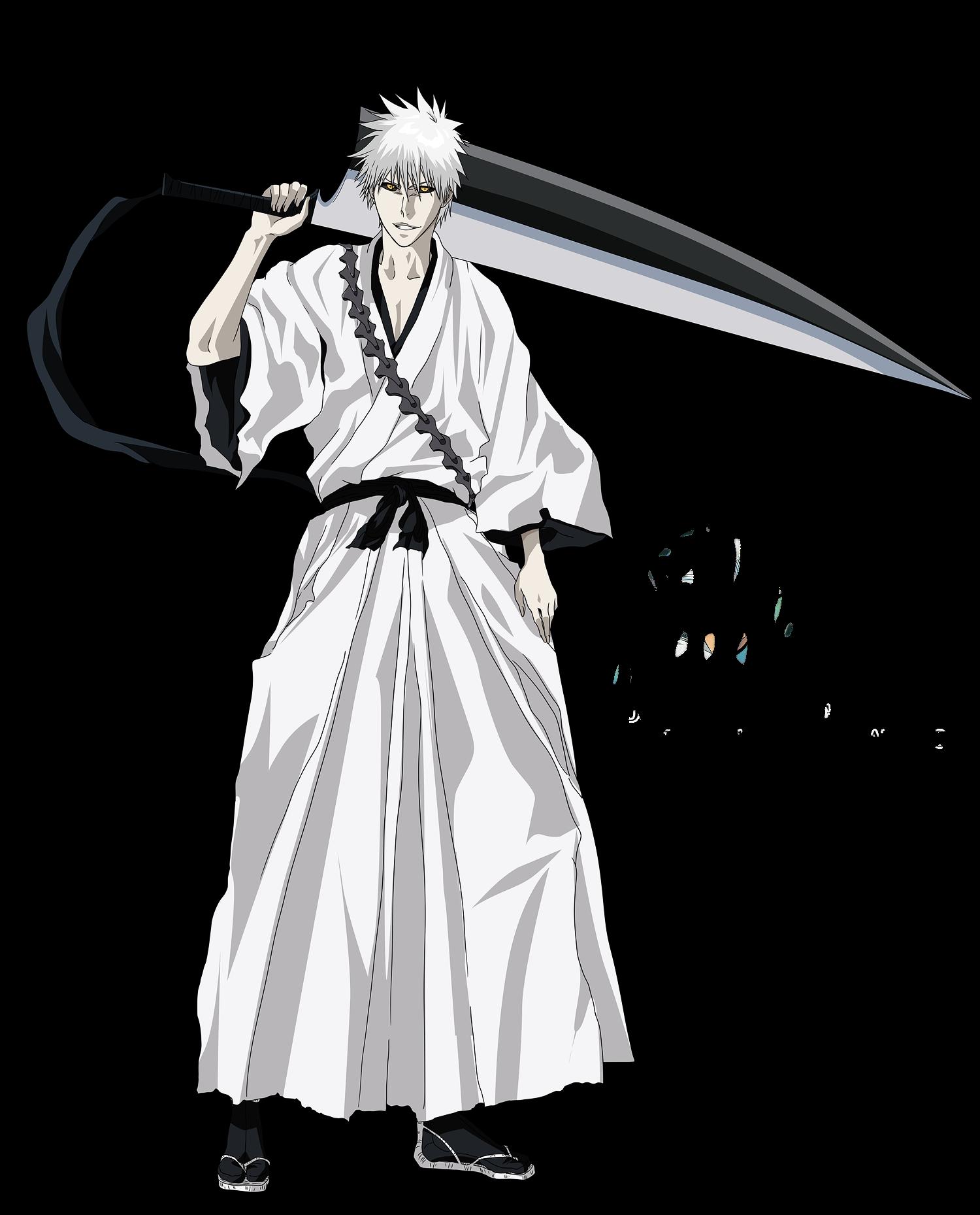 Zangetsu (Poder Hollow)