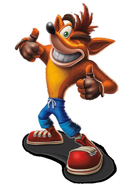 Crash Bandicoot (Personagem)