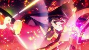 ALL Megumin Explosion (KonoSuba Kurunai Densetsu)