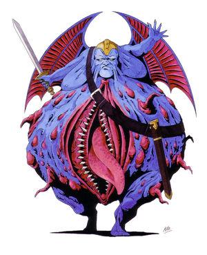 Arioch (Shin Megami Tensei)