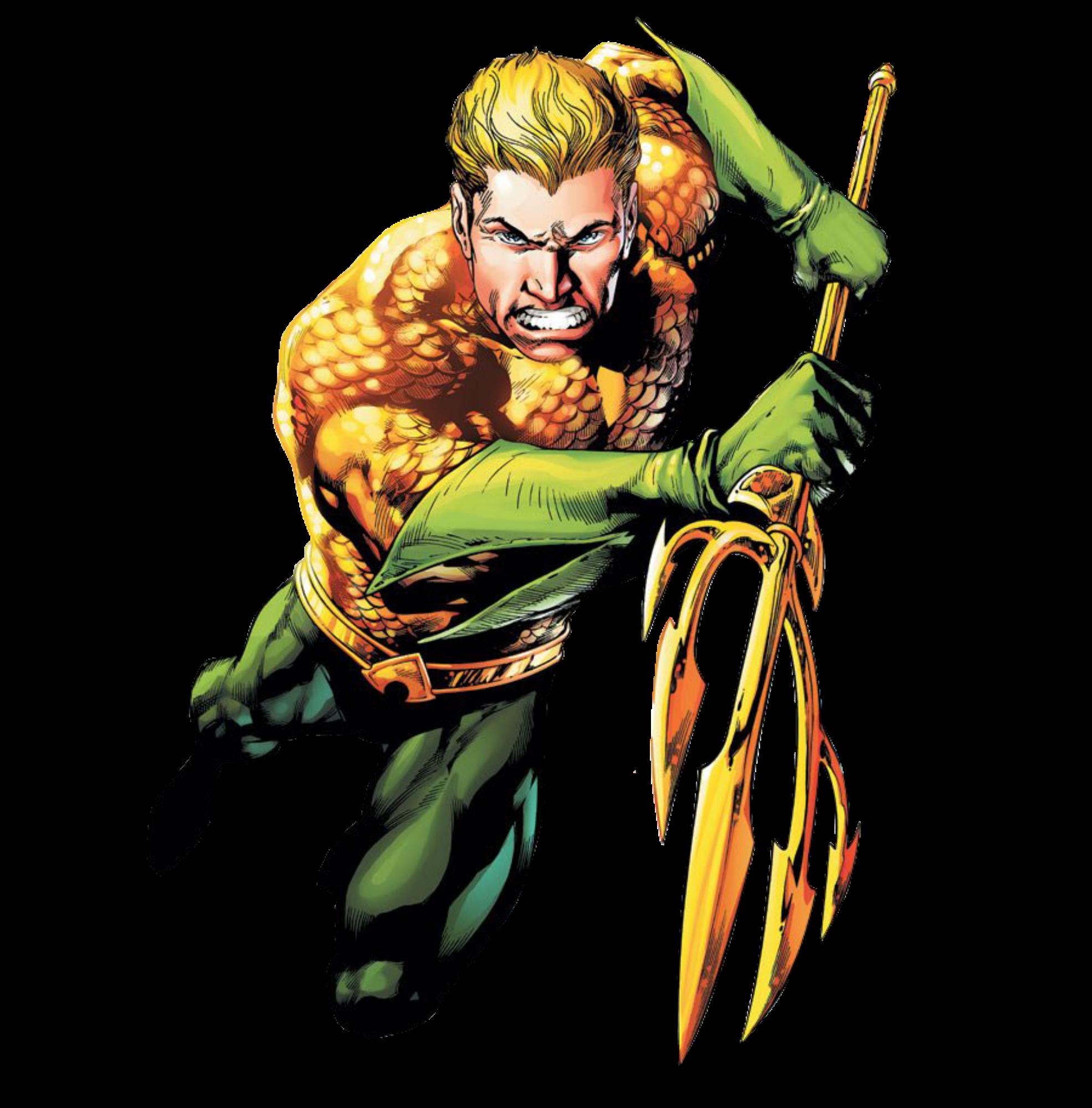 Aquaman (Pós-Crise)