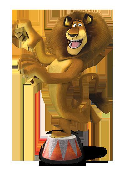 Alex o Leão (Madagascar)