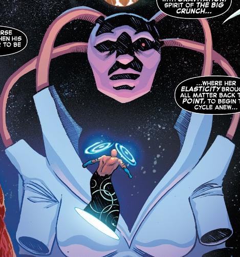 Gravitação (Marvel Comics)