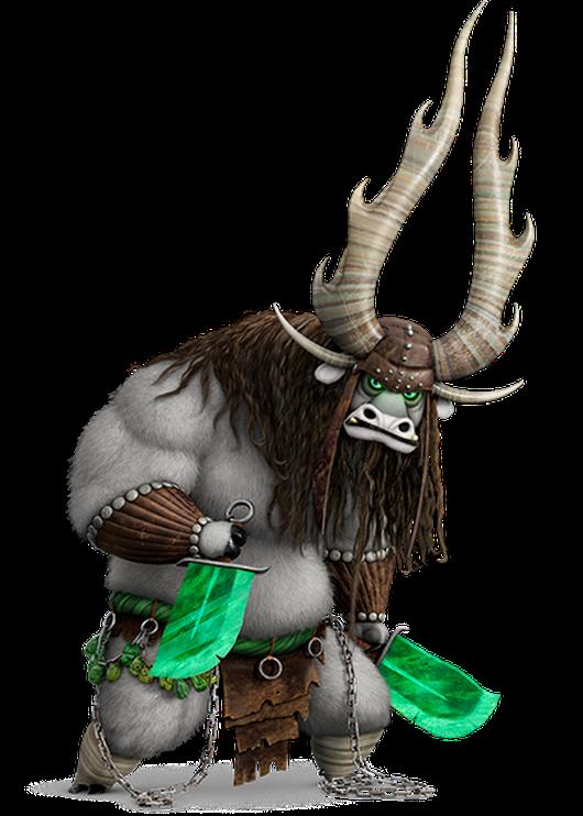 Kai, o Coletor (Kung Fu Panda)