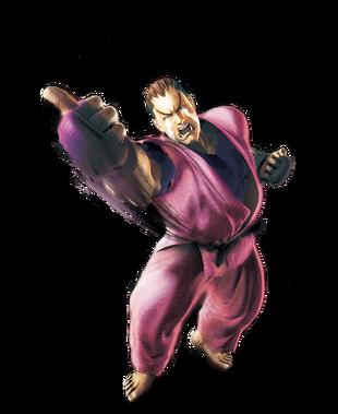 Street Fighter Alpha-IV