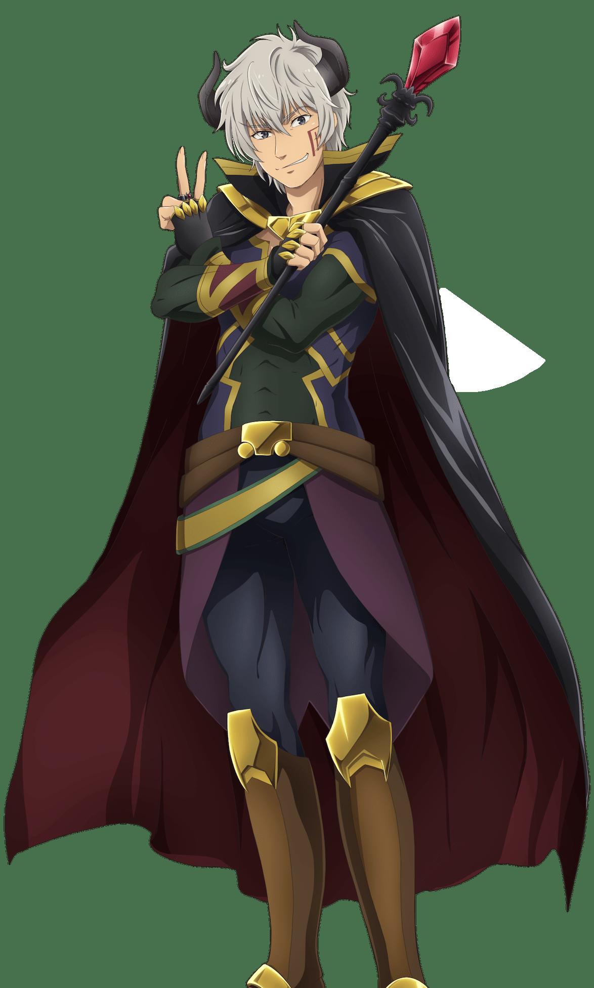 Diablo (Isekai Maou to Shoukan Shoujo Dorei Majutsu)