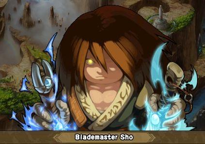 Blademaster Sho