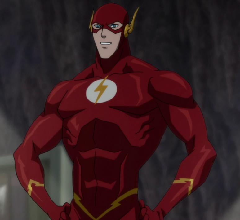 Flash (UFADC)