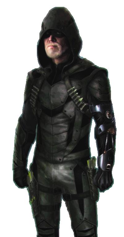 Arqueiro Verde (Terra-16)