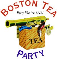 Boston Tea Party logo