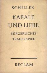 Kabale und Liebe