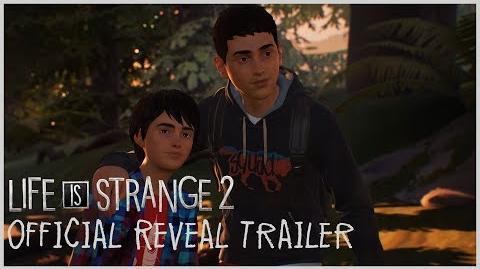 Life is Strange 2 - Tráiler oficial de presentación