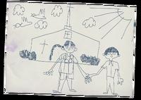 Lisbeth's House - Daniel Lisbeth Drawing